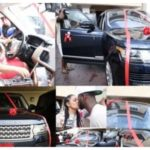 HOT!!! Main Reason Why Peter Okoye Bought A Range Rover For His Wife, Lola