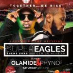 Phyno, Olamide out with the official launch of Super Eagles theme song, powered by Aiteo, NFF