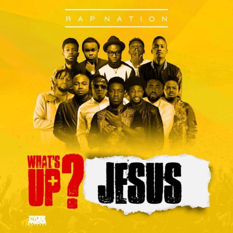BLW Rap Nation - What's Up? Jesus