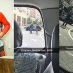 BREAKING!!! Davido Pictured At The Scene Of Armed Robberry Attack At A Bank In Atlanta (Photos/Video)
