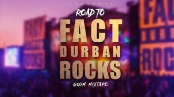 DJ Joejo - Road To Fact Durban Rocks (Gqom Mix)