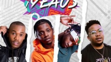 DJ Vino ft. Yanga Chief, Gemini Major & JR - Iyeaus