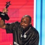 2018 BET Awards: How Davido's Dad Chief Adeleke celebrated his son, Davido