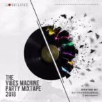 Dj Consequence – The Vibes Machine Party Mixtape [New Mixtape]
