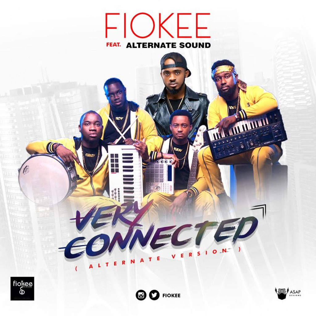 Fiokee - Very Connected ft. Alternate Sound