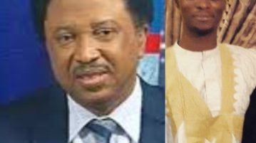 Governor El-Rufai's son assaults Sen. Shehu Sani