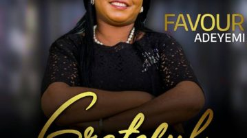 Favour Adeyemi - Grateful