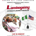 EXCLUSIVE!!! Nigerian Star, Lamboginny To Headline First International Concert In USA | June 9th, 2018