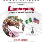 EXCLUSIVE!!! Nigerian Star, Lamboginny To Headline First International Concert In USA   June 9th, 2018
