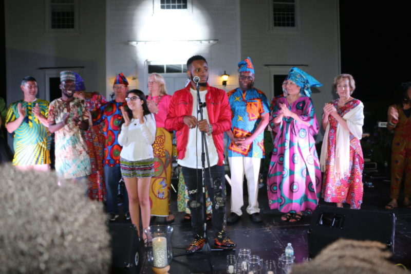 Magical Moments At The African Music Festival In Connecticut USA With Lamboginny