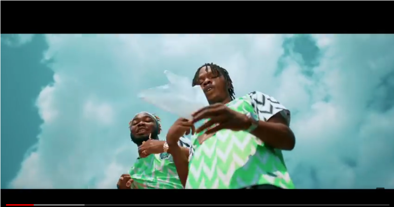 Naira Marley, Falz, Olamide, Simi, Lil Kesh and Slimcase - Naija IssaGoal (Remix)