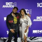 Niniola & Davido attend Pre-BET Events in Los Angeles [Photos]