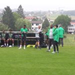 See Details Of Super Eagles Session & How Team A Lined Up Against Team B – Mikel, Musa On Target