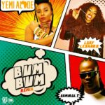 Yemi Alade – Bum Bum (Remix) ft. Lady Leshurr & Admiral T [New Song]