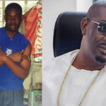 Don Jazzy shares Throwback photo with a funny Caption (Photo)