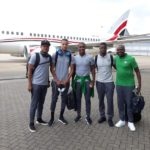 Super Eagles welcome in Austria [Video]