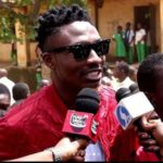 EXCLUSIVE!!! BBNAIJA 2017 Winner, Efe Donates Classroom Desks To Two Primary Schools In Jos (PHOTOS)