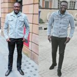 Who wore it better? Billionaire mogul, Femi Otedola vs Rapper Base one