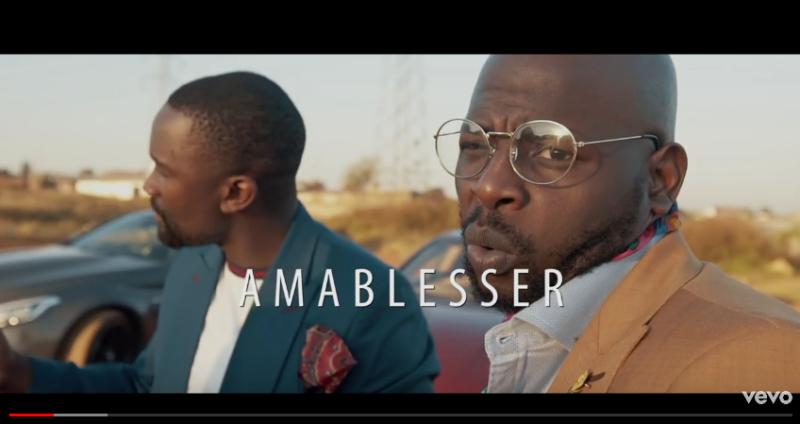 Mlindo The Vocalist ft. DJ Maphorisa - AmaBlesser