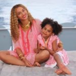 Beyonce Shares Cute Family Vacation Photos