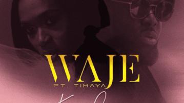 Waje - Kpolongo ft. Timaya