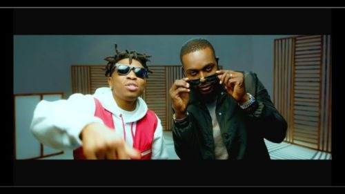 DJ Neptune - Tear Rubber ft. Mayorkun video