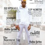 DJ Spinall Covers Monthly Issue Of ZSN