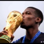 World Cup Winner Paul Pogba Celebrates With Shaku Shaku Dance Steps