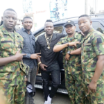 Duncan Mighty Comes Under Fire For Claiming He's Nigerian Military School Ex Boy