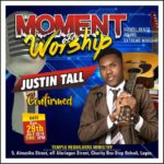 Plan to Attend Moment of Worship with Justin Tall [EVENT]