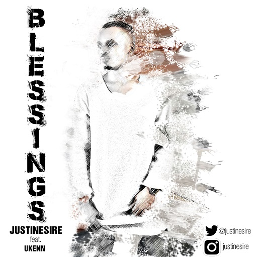 Justin Sire - Blessing ft. Ukenn