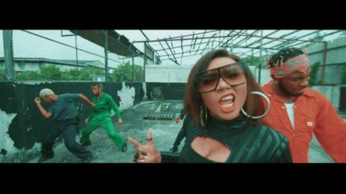 Mz Kiss - Merule ft. Slimcase