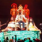 Nigerian highlife singer, Adekunle Gold shuts down O2 Arena with #About30 Concert