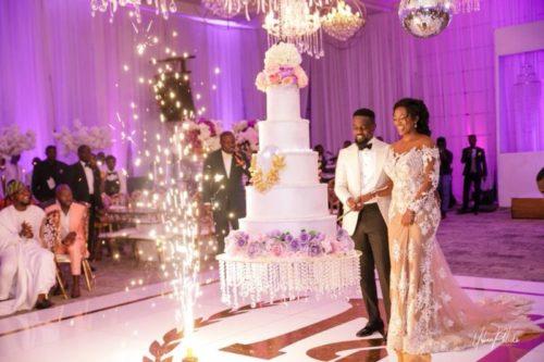 Sarkodie wedding 4