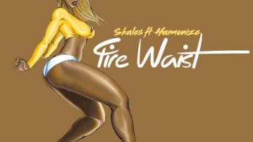 Skales - Fire Waist ft. Harmonize