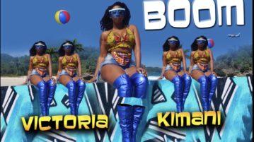 Victoria Kimani - boom video