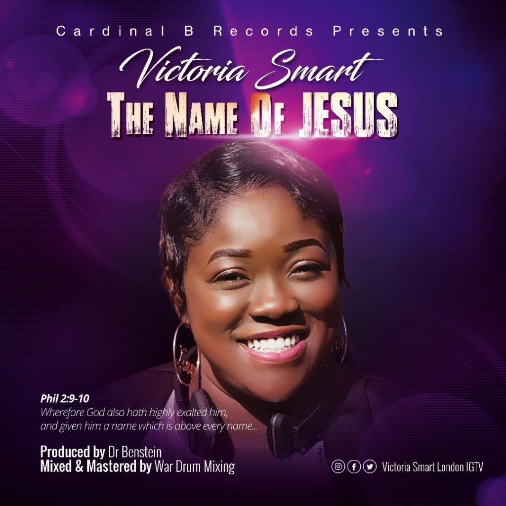 Victoria Smart - The Name of Jesus