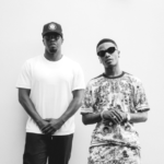 Diddy Poses For A Photo With Wizkid Promises Homecoming To Nigeria