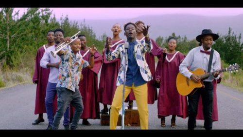 Mr Eazi - Property ft. Mo-T video