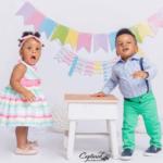 Jim Iyke, Timaya, Phyno, Skales Turn Up For Paul Okoye's Twins Birthday