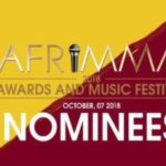 Checkout 2018 Afrimma Awards & Music Festival Nominees; Wizkid, Sarkodie, Simi Make List