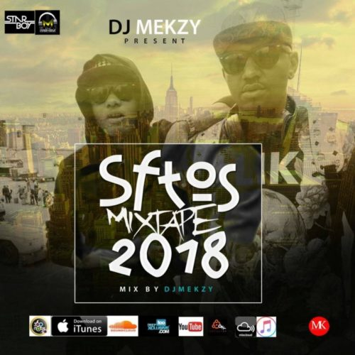 Wizkid SFTOS Mixtape 2018 By DJ Mekzy below.