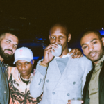Drake Comes Closer; Wizkid Drake Spotted Together At Event Shares Photos