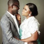 Funke Akindele Celebrates 2nd Wedding Anniversary With Husband JJC