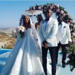 Stephanie Coker Celebrates One Year Anniversary With Husband, Olumide Aderinokun