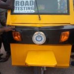See Photos Of Electric Tricycle Reportedly Made In Aba