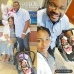 Physically-Challenged Nigerian blogger, Lizzy Omoraghon And Husband Welcome Their First Child