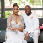 Adorable New Photos Of Nollywood Actress Dakore Akande And Her Husband, Olumide