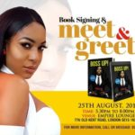 Actress, Chika Ike Set For Book Signing In London