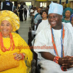 Tony Elumelu Celebrates His Mother's 90th Birthday In Style